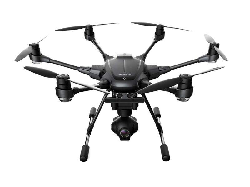 Drone Yuneec Typhoon H 4K pro Intel Rea Sense ST16 dron profesional yuneec españa