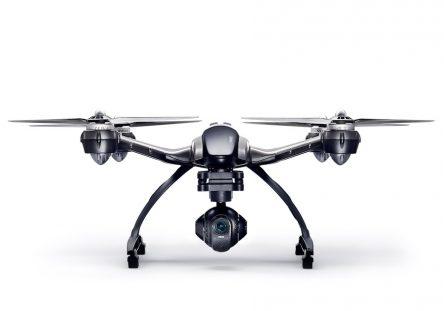 Drone avanzado Yuneec Typhoon Q500 4K Wizard Steady Grip yuneec españa