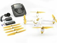 drone FPV Hubsan X4 H501S pack del multicoptero