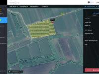 Drone DJI Agras MG-1S para agricultura de precision