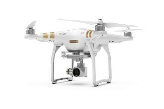 Drone DJI Phantom 3 SE grabacion UHD