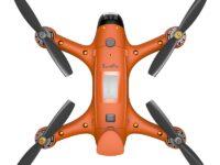 drone FPV para aventuras acuaticas Spry dron