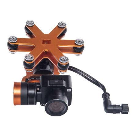 Camara 4K 4KGC2 impermeable para Splash Drone 3