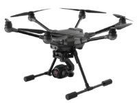 Multicoptero FPV Yuneec Typhoon H Plus png