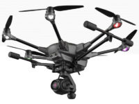 drone FPV yuneec typhoon H plus portada